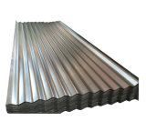 Longue Feuille de toiture en carton ondulé recouvert de zinc