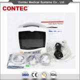 """Monitor paciente de sinais vitais do LCD cor da clínica 8 da """""""