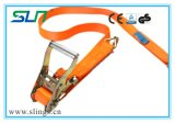 2018 1tx10m Ratchet Strap with Flat Hook Made in Clouded