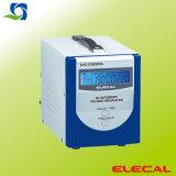 SVC-D (LCD) 시리즈 완전히 자동적인 a.c. 전압 조정기