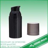 Lotionのための80ml PP Black Airless Bottle