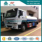 Sinotruk HOWO 10 Cbm 4X2 Camión cisterna de agua 226HP