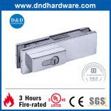 유리제 문 (DDPT004)를 위한 기계설비 부속품 SS304 패치 자물쇠