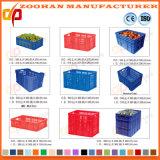 Frutas e vegetais Caixa de balcão de plástico móvel (Zhtb1)
