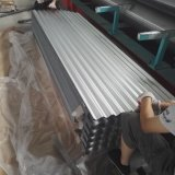 Galvalume Telhas Metálicas, Ferro corrugado Zincalume ardósias para telhados metálicos