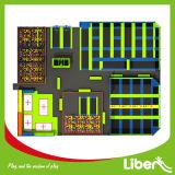 Ninja Courseの2016最も新しいDesign Liben Trampoline Park