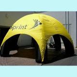 Желтый реклама надувной купол палатка (-015)