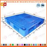 De standaard Plastic Pallet van de Oppervlakte van de Grootte Duurzame Stapelbare Logistische Vlakke (Zhp11)