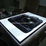 A caixa de luz LED Crystal Photo Frame
