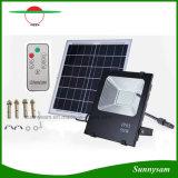 La iluminación exterior LED de seguridad con Farol Solar 10/20/30/50/100W para el jardín de césped de la luz de la calle Post