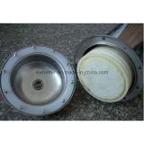 Stérilisation 2000L/H particulier B2000 d'acier inoxydable de filtre d'ultra-filtration