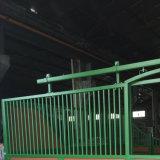 Haut de la structure en acier galvanisé Stable Stable de cheval