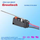 Le serie dell'orecchio G5w11 di Zing impermeabilizzano il micro interruttore lungo della leva