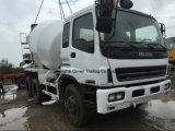 Gebruikte Isuzu die Vrachtwagen mengen met de Trommel van de Mixer van 8cbm voor Verkoop