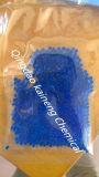 Gel de silicone de indicação azul