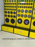 Fertigung-Ausschnitt-Platten-Größe, Xtra Energien-Ausschnitt-Rad
