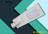 Energy Saving Smart All-in-one Solar Street Lamp with MPE To control