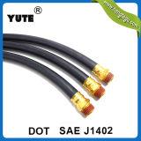 La FMVSS 106 SAE J1402 3/8 pouce Ensemble de flexible de frein pneumatique