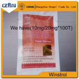 Polvere orale Stanozol (Winstrol) /10418-03-8 di Steriod di alta qualità