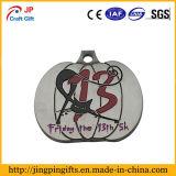 Alliage de zinc haute qualité personnalisée médaille de métal pour la natation
