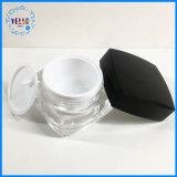 Embalagem de cosméticos de luxo boião de creme de acrílico Recipiente Cosméticos 1oz
