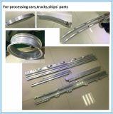 Centro di lavorazione di spillatura di macinazione dell'alluminio di perforazione della parete divisoria del portello della finestra