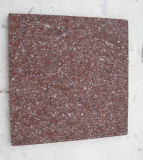 Hot Sale Granite Red Floor Tile, bon marché en Chine Granite