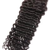 Fornecedor profissional da peruca e do Toupee profundos pretos da onda de China da peruca dianteira do laço