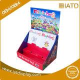 CD de la innovación de cartón cartón Encimera Expositor