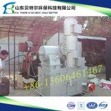 Incinérateur de déchets médicaux wfs-300, incinérateur de déchets de l'hôpital, l'incinérateur d'utilisation de l'hôpital
