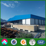 Stanza prefabbricata di conservazione frigorifera della struttura d'acciaio