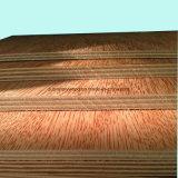 Madera contrachapada del grado 12m m Bintangor de Bbcc con base del álamo y de la madera dura