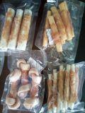 Huhn-und Kabeljau-Sushi-natürliche Hundebehandlungen für Hund