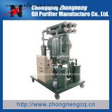Huile de transformateur / système de traitement de l'huile à vide hautement efficace