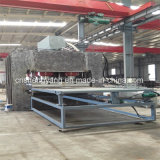 Máquina quente hidráulica de estratificação da imprensa do Woodworking do MDF