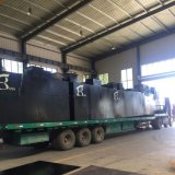 Dairy Industry Oily Water Separation Mbr plans, Sewage Treatment 0.5~50tons/Hour
