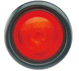 """LED 4"""" 둥근 정지 회전 테일 빛 Tl177"""