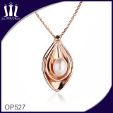 Fashion Boy and Girl Jóias Charm Shell Natural Pearl Pendant