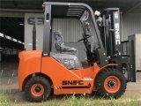 새로운 중국 2.5 톤 드는 기계 포크리프트