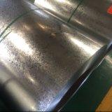 屋根ふきシートのためのDx51d+Zの熱い浸された電流を通された鋼鉄