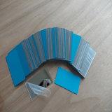 hoja de acrílico plástica de la plata de 1-6m m y del espejo del color
