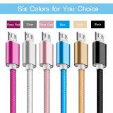 A carga rápida cabos USB Micro Cabo USB para sincronização de dados do telefone móvel Android cabo do carregador para a Samsung A7 S7 para Xiaomi 1M/2M/3m de cabo de alimentação