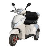 Tricycle électrique de frein de disque, scooter électrique de 3 roues pour les personnes handicapées ou âgées (TC-022A)