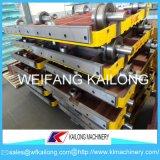 Fundición de alta calidad de la línea de moldeo de Palets Usados coche para fundición