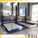 Fournisseur d'usine hydraulique Système de stationnement de voiture à deux postes