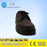 Дешевые мужчин в области промышленной безопасности работы из натуральной кожи обувь