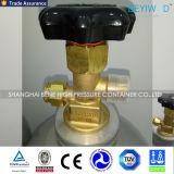 Cylindre de gaz ISO7866 en aluminium sans joint normal