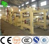 1092 mm aufbereitete Papierherstellung-Maschine für Toiletten-Gewebe-Tunnel-bohrwagenrollenpapier