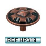 Ручки тяги кухни ящика шкафа мебели сплава цинка (HP319)