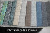 Alto tessuto di tela della pianura di Quaity/poliestere di stampa per il sofà